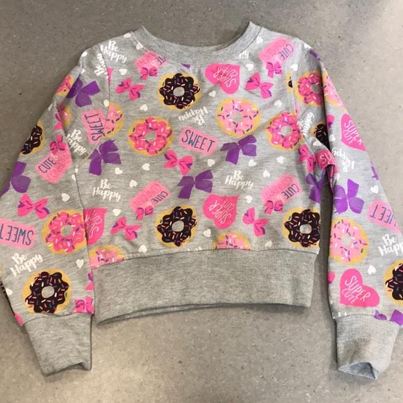 af7e3de43a3 Jojo Siwa Other - Jojo Siwa donut and bow sweatshirt